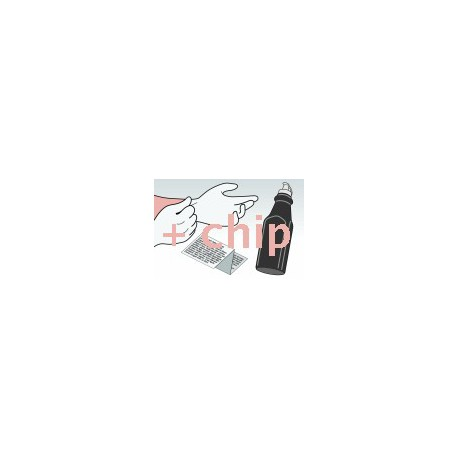 Kit Ricarica Toner Nero Per Cartucce Konica Minolta 1710-589-004