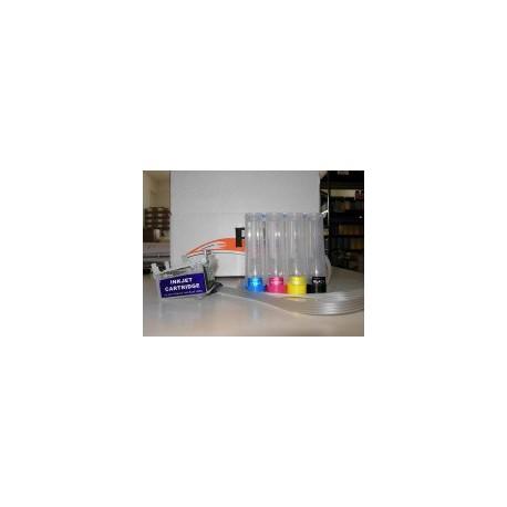 Sistema Di Ricarica Continua Per Cartucce Epson T0711-T0712-T0713-T0714