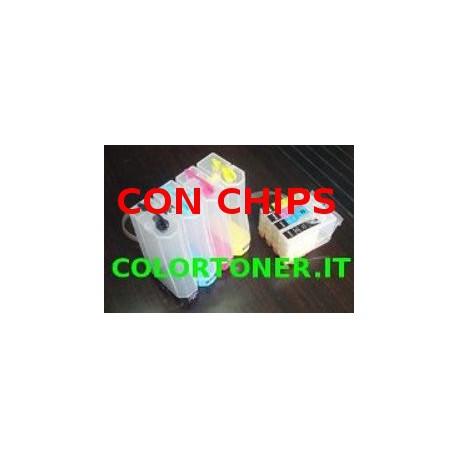 Sistema Di Ricarica Continua Per Cartucce HP920-HP364