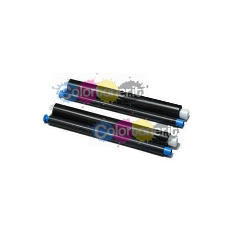 Rotolo ttr compatibile con Panasonic kx-fa55
