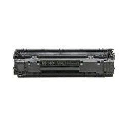 Toner Nero Compatibile Per Hp CB435A