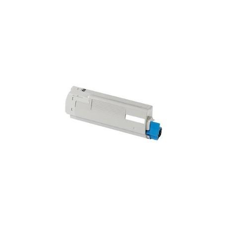Toner Ciano Compatibile Per Oki 43381907