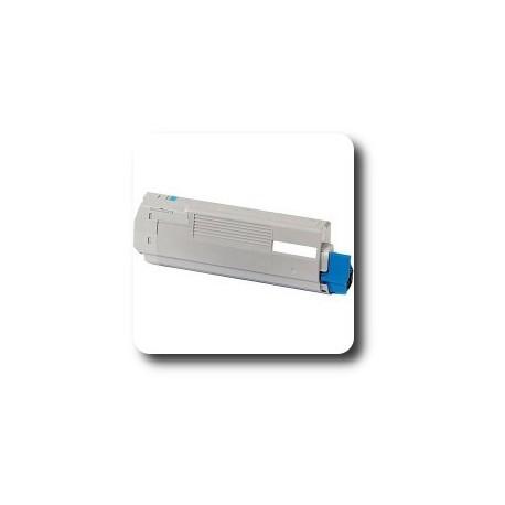 Toner Ciano Compatibile Per Oki 43872307