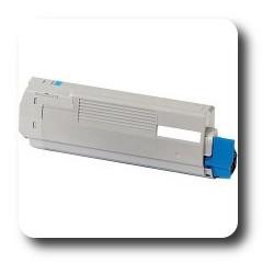 Toner Giallo Compatibile Per Oki 43872305