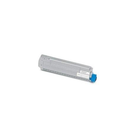 Toner Ciano Compatibile Per Oki 43487711