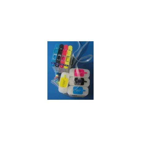 Sistema Di Ricarica Continua Per Cartucce HP10-82