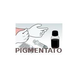 Flacone 100 ML Inchiostro Nero Matte Pigmentato