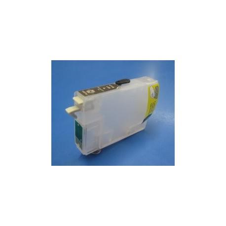 Cartuccia Vuota Ricaricabile Nero per Epson T0551