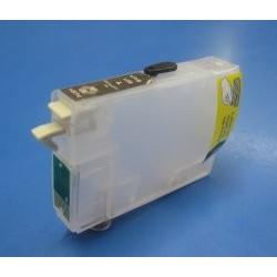 Cartuccia Vuota Ricaricabile Ciano per Epson T0552