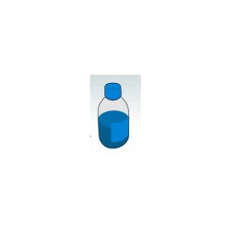 Flacone 1 Litro Inchiostro Dye Based Ciano