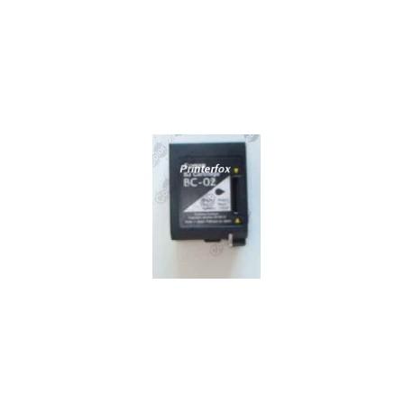 Cartuccia Nera Rigenerata Canon BC02