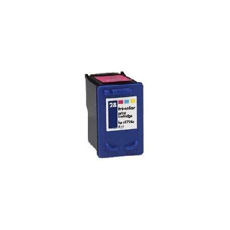 Cartuccia Tricolor Rigenerata HP C8728A