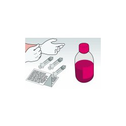Kit Light Magenta Per Esterni Per Cartucce HP 83