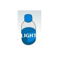 Kit 1 Litro Light Ciano Per Cartucce Epson C13T543500 C13T544500