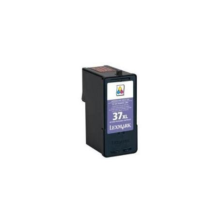 Cartuccia Tricolor Rigenerata Lexmark 18C2180E N37XL