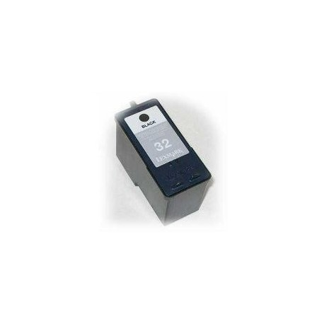 Cartuccia Nera Rigenerata Lexmark 18C0032 N32