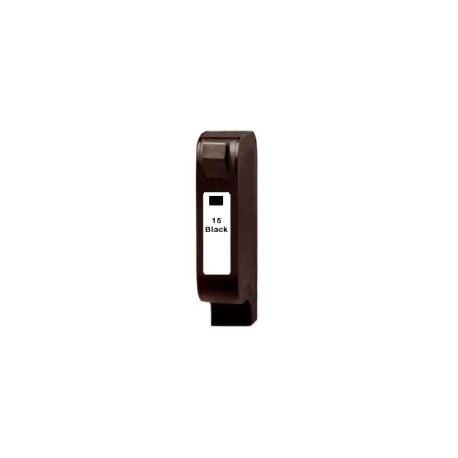 Cartuccia Nera Rigenerata HP C6615