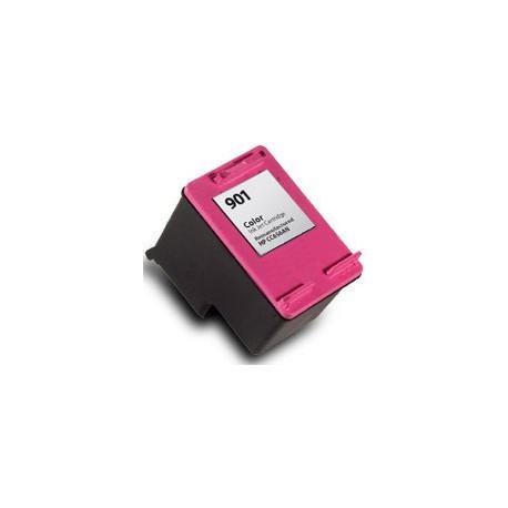 Cartuccia Tricolor Rigenerata HP 901 CC656AE