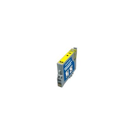 Cartuccia Compatibile Gialla Con Chip Per Epson T1304