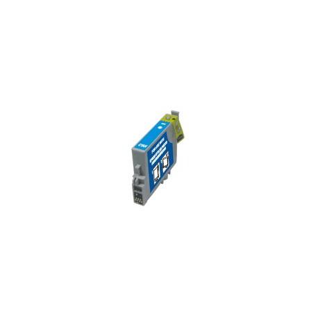Cartuccia Compatibile Ciano Con Chip Per Epson T2632