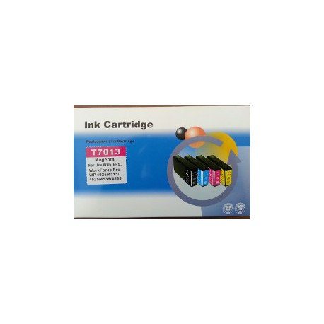 Cartuccia Compatibile Magenta Per Epson T7013 XXL