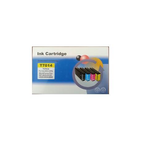 Cartuccia Compatibile Gialla Per Epson T7014 XXL