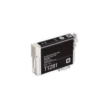 Cartuccia Compatibile Nera Con Chip Per Epson T1281