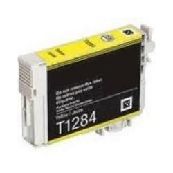 Cartuccia Compatibile Gialla Con Chip Per Epson T1284