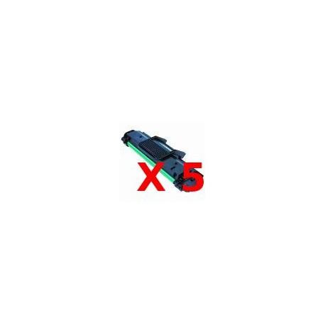 Pentapack Toner Compatibili Per Xerox 106R01159