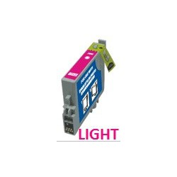 Cartuccia Compatibile Light Magenta Per Epson T081N LM