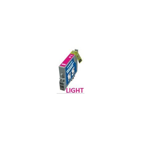 Cartuccia Compatibile Light Magenta Per Epson T081N LM