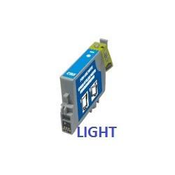 Cartuccia Compatibile Light Ciano Ad Alta Capacità Per Epson T0805