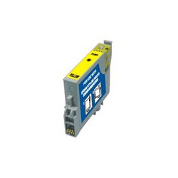 Cartuccia Compatibile Gialla Alta Capacità Per Epson T0804