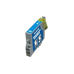 Cartuccia Compatibile Ciano Alta Capacità Per Epson T0802