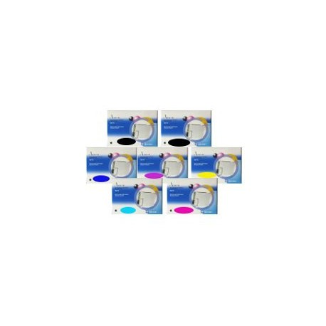 Cartucce Compatibili Combo Per Epson T0801 T0802 T0803 T0804 T0805 T0806