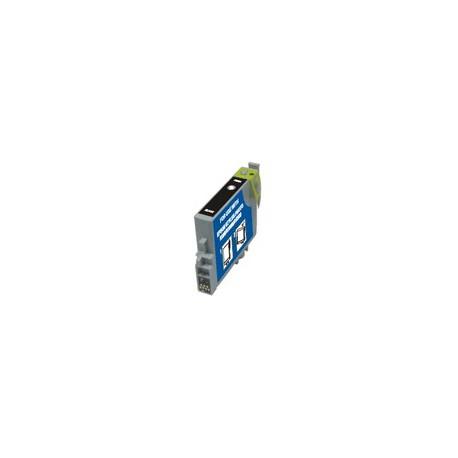 Cartuccia Compatibile Nera Ad Alta Capacità Per Epson T0801