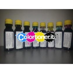 Kit 8 Flaconi Inchiostro Pigmentato