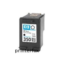 Cartuccia Nera Rigenerata HP 350 CB335EE