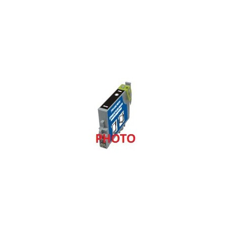 Cartuccia Compatibile Nera Photo Con Chip Per Epson T2631