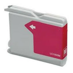 Cartuccia Compatibile Magenta Per Brother LC-1000M LC-970M