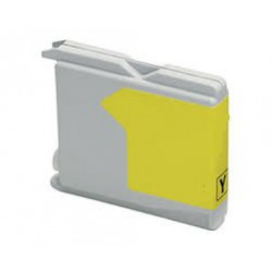 Cartuccia Compatibile Giallo Per Brother LC-1000Y LC-970Y