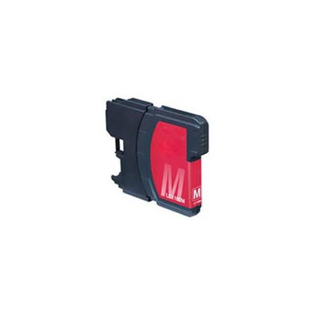 Cartuccia Compatibile Magenta Ad Alta Capacità Per Brother LC-1100M LC-980M