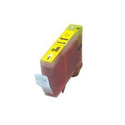 Cartuccia Compatibile Gialla Per Canon BCI-3eY