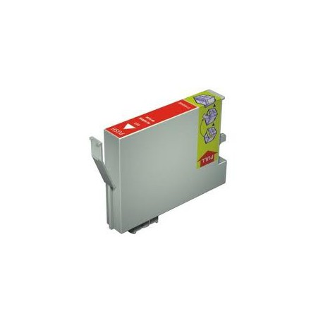 Cartuccia Compatibile Rossa Per Epson T0547