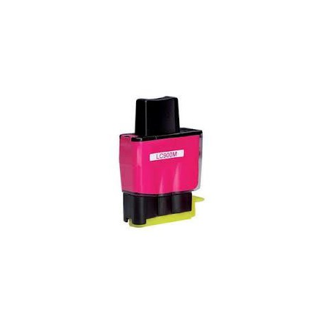 Cartuccia Compatibile Magenta Per Brother LC900XL