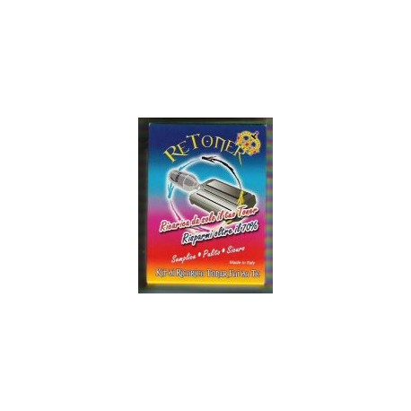 Scatola Packaging Marchio Retoner