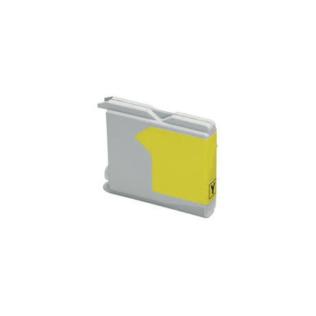 Cartuccia Compatibile Giallo Per Brother LC-125Y