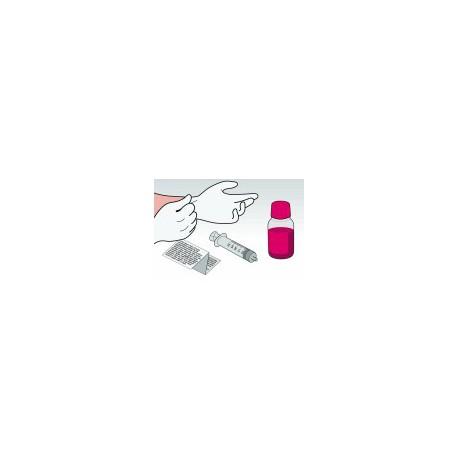 Kit Ricarica Magenta 250 ml Per Cartucce HP 300