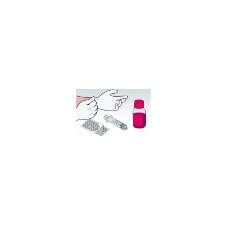 Kit Ricarica Magenta 100 ml Per Cartucce HP C6578 C6625 C1823D