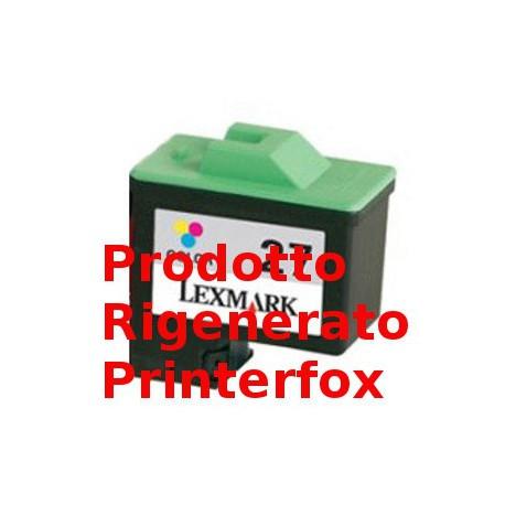 Cartuccia Tricolor Rigenerata Lexmark 10NX227E